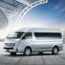 丰田HIACE 2011款 2.7L手动标准版10座