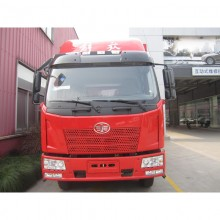 一汽解放浙江元通卡通  J6L 4x2柴油载货车  厢式