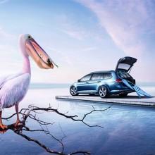 全新Golf旅行轿车 1.4TSI
