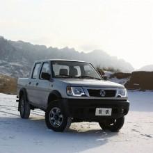 锐骐皮卡2013款 2.5T柴油两驱豪华型ZD25TCR