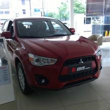 广汽三菱 新劲炫ASX  2.0L 手动两驱舒适版