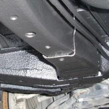 底盘装甲服务 车家佳 底盘 防锈 防撞 隔音 4瓶装 免费施工