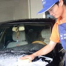 车家佳 汽车精洗服务 手工20道工序 深度清洁 轮毂清洗 脚垫清洗 适合五座以下车型