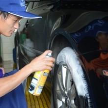 车家佳 汽车精洗服务 手工20道工序 深度清洁 轮毂清洗 脚垫清洗 适合五座以上车型