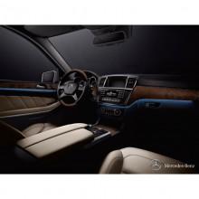 梅赛德斯-奔驰 GL400 动感
